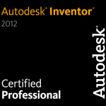 Inventor_2012_Certified_Professional_